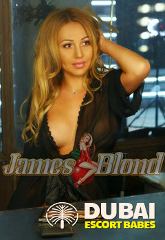 escort Misha girl of James Blond